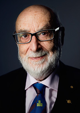 Nobel Prize Winner of Physics 2013, Francois Englert